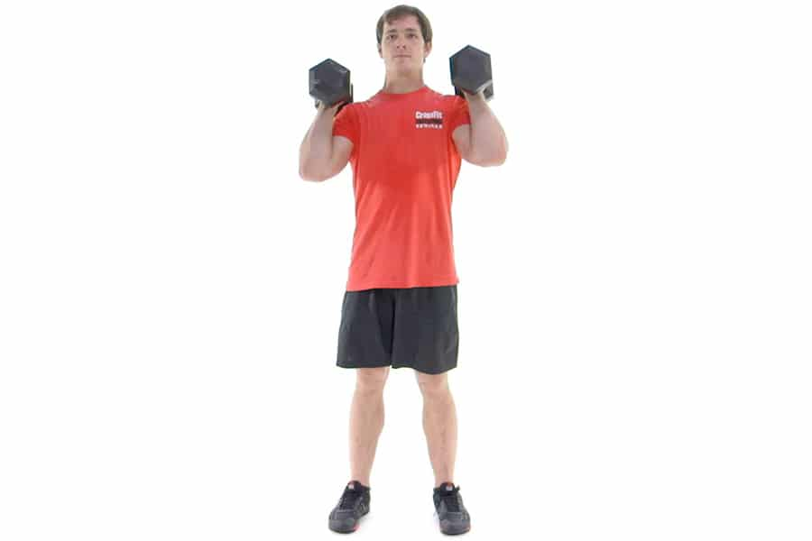 Dumbell Push Jerk