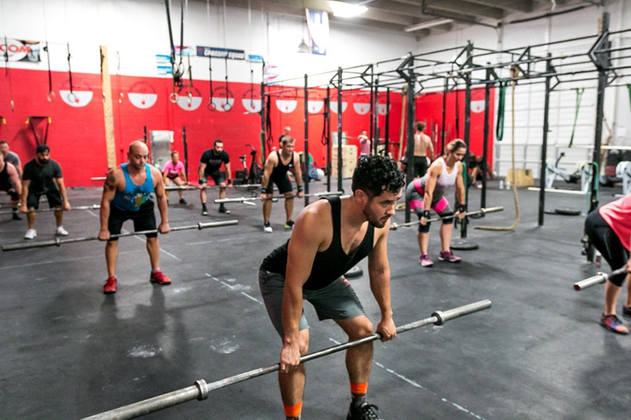 Back to basics: Three CrossFit movements you're probably performing incorrectly