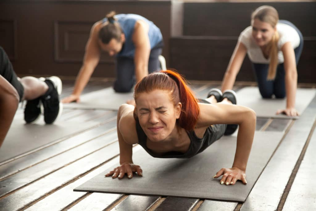 Five tips to avoid injury during your CrossFit training